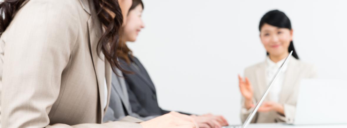 女性活躍・女性の働きやすさの推進(えるぼしマークの取得)
